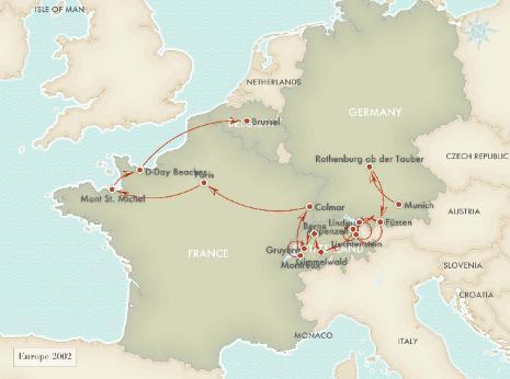 colmar france map